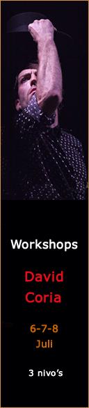 Workshops David Coria